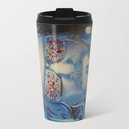Blue Dude : The Big Lebowski  Travel Mug
