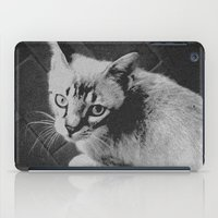 gustav klimt iPad Cases featuring Gustav. by Claude Latour