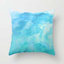 Water Fantasia #decor #buyart #society6 Throw Pillow