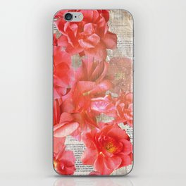 A Thousand Roses iPhone Skin