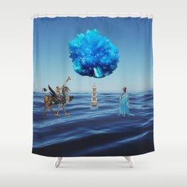 Creation Shower Curtain