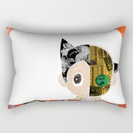 Astroboy Rectangular Pillow