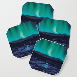 Wapusk National Park Poster Coaster