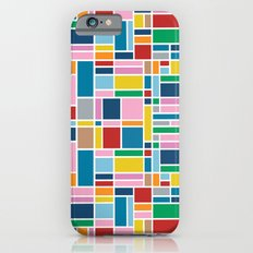Stained Glass W iPhone 6s Slim Case