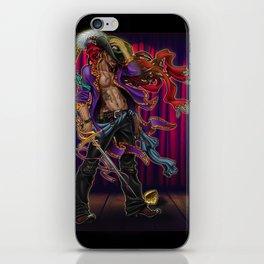 King of Carnies iPhone Skin