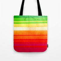 mexican Tote Bags featuring Mexican Trip by Sophia Buddenhagen