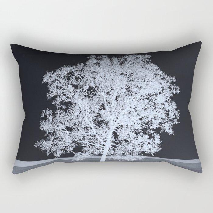 bright certainty Rectangular Pillow