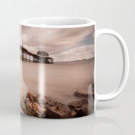 Mumbles pier Swansea Coffee Mug