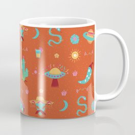 Mexican aliens Coffee Mug