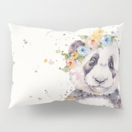 Little Panda Pillow Sham