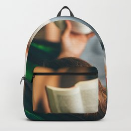 a good read Backpack