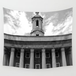 Penn State Old Main #1 Wall Tapestry