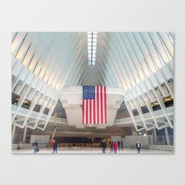 Path Station | New York City | America Canvas Print