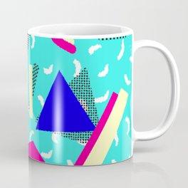 80's / 90's Pattern Coffee Mug