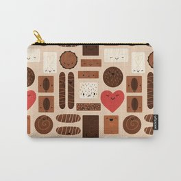 Box Full of Love Carry-All Pouch