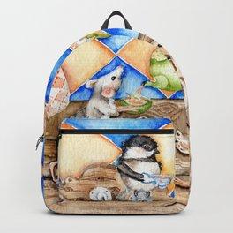 Zoe's Tea Party Backpack