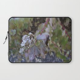Touch of Frost Laptop Sleeve