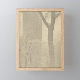 Alfred Stieglitz - The Flatiron Building (1903) Framed Mini Art Print