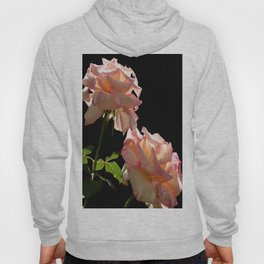 Cottage Roses Hoody
