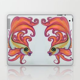 just a fish Laptop & iPad Skin