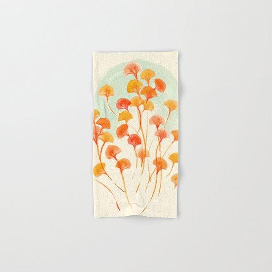 The bloom lasts forever Hand & Bath Towel
