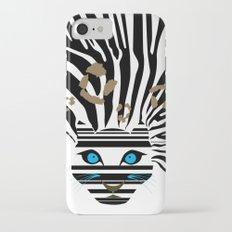 Leopard Zebra crossover iPhone 7 Slim Case
