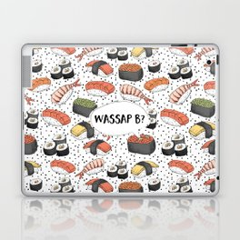 WASSAP B? Laptop & iPad Skin