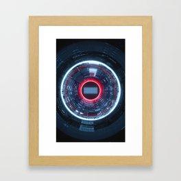 HEARTBEAT.64 Framed Art Print