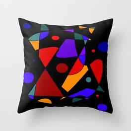 Abstract #86 Throw Pillow