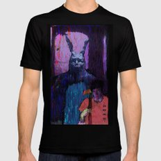 Donnie Darko X-LARGE Black Mens Fitted Tee