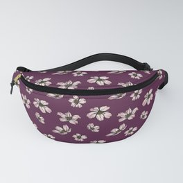 Cherry Blossoms - Plum Fanny Pack