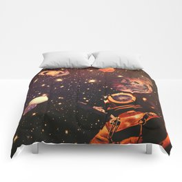 Space Boots. Comforters
