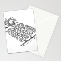 Antisocial Stationery Cards