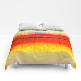 After Rothko 8 Comforters