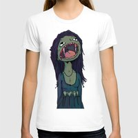 vampire T-shirts featuring Vampire by charcola