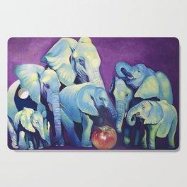 Elephat's Soccer Cutting Board