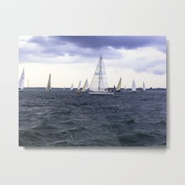 Windmill Point 2  Metal Print