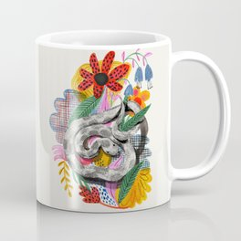 Fancy Snake Coffee Mug