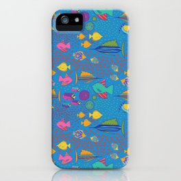 School's Out Fish in the Sea iPhone Case