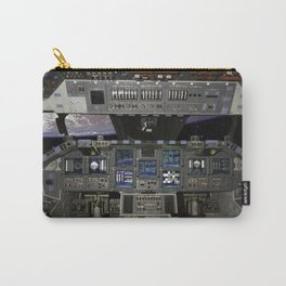 Space Shuttle NASA Carry-All Pouch