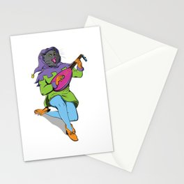 Baldric the Bard Stationery Cards
