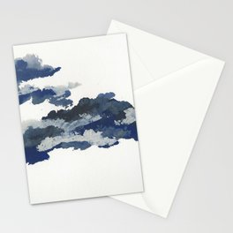 clouds_april Stationery Cards