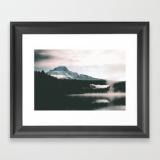 Mount Hood VI Framed Art Print
