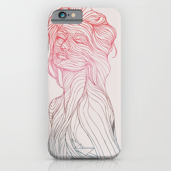 Someplace Beautiful iPhone & iPod Case