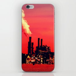 Power Plant iPhone Skin