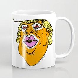 The Lizard King (Color) Coffee Mug