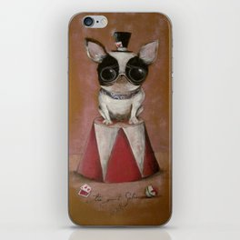The Great Sobras iPhone Skin