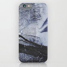Snowy road. Slim Case iPhone 6s