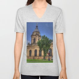 Birmingham Cathedral Unisex V-Neck