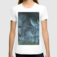 gothic T-shirts featuring Gothic by nicky2342